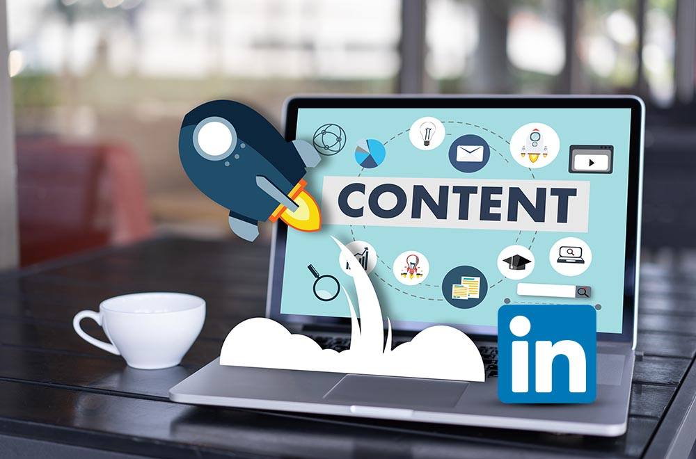 content strategy for linkedin